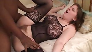 Whore wife on every side hairy cunt fuck on every side BBC