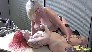 Mature Bazaar Lacey Starr Got Laid Tatooed Lesbian Tammy Claire