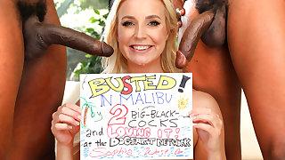 Malibu Vice Destroys BBC Slut Sophia West